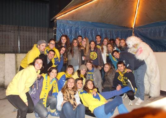 L'équipe Assocrit' 2015